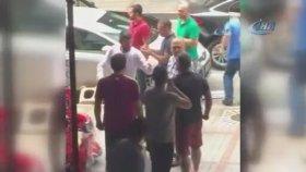 Rize'de Tekme Tokat Yan Bakma Kavgası