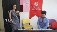 Şan Eğitimi Ses Eğitimi Diyafram Sesi Kullanma Nefesi Kullanma Gamze Başyayla Müzik Öğretmeni Gamze