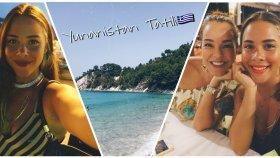 Vlog | Hangi Yunan Adasına Gittik??