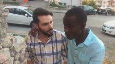 Çorumlu Amir'in Ankaralı Fatoş'tan Korkup Kaçması