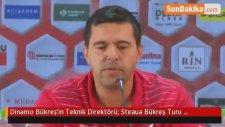 Dinamo Bükreş Teknik Direktörü: Steaua Bükreş Turu Geçerse Etek Giyerim