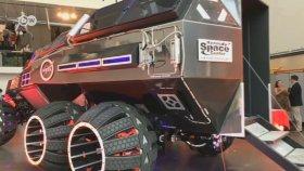 Nasa'nın Mars'ta Gezegenler Arası Seyahat İçin Araç Geliştirmesi