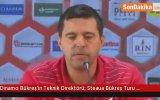 Steaua Bükreş Turu Geçerse Etek Giyerim  Dinamo Bükreş Teknik Direktörü