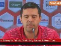 Steaua Bükreş Turu Geçerse Etek Giyerim - Dinamo Bükreş Teknik Direktörü