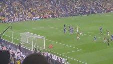 Fenerbahçe 2-2 Trabzonspor (Gol: Mathieu Valbuena) Tribün Çekimi