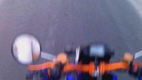 Motovlog Kral Ava 5000 L Hız ve Yokuş Denemesi