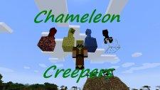 Rengarenk Creeperlar! | Mod Öğretimi | Bölüm 2 | Chameleon Creepers