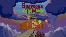 The Simpsons Adventure Time Açılışı