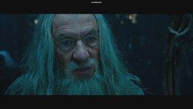 Yüzüklerin Efendisi - Gandalf'ın Saruman'a Racon Kestiği Sahne