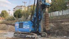 Soilmec, SR-45 Fore Kazık Makinesi, İdeal Zemin, Bursa / 22.08.2017 / Erke Group