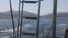 Tekne Seyri Ege Denizinden Marmaraya Yelken ve Motor  MİRAGE 28 / Ayhan İlter'in Deniz Günlüğü