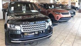 Amerikada Araba Fiyatları: Range Rover