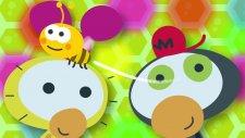 Arı Vız Vız Vız | Limon ile Zeytin | Çocuk Şarkıları | Çizgi Film