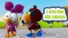 Çizgi Film   Hayaletli Ev   Sarı Bot   Kızgın Kuş   Limon ile Zeytin   3 Bölüm Bir Arada