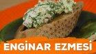 Ekmek Üstü Enginar Ezmesi (8+ Ay Tüm Aile İçin) | İki Anne Bir Mutfak