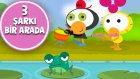 Küçük Kurbağa | Yağmur Yağıyor | Fış Fış Kayıkçı  | Limon ile Zeytin | Çocuk Şarkıları