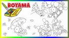 Limon ile Zeytin | 5 Boyama Videosu | Nasıl Karikatür Boyanır | Boyama Videoları