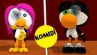 Limon ile Zeytin | Çatlak Yumurtalar | 5 Bölümden En Komik Sahneler | Çizgifilm