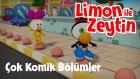 Limon ile Zeytin | Çatlak Yumurtalar | Çok Komik Sahneler