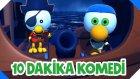 Limon ile Zeytin | Çatlak Yumurtalar | Disney Channel | TRT Çocuk | Çizgi Film