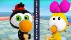 Limon ile Zeytin | Çatlak Yumurtalar | TRT Çocuk | Çizgi Film | Komik Sahneler