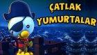 Limon ile Zeytin | Çizgi Film | Çatlak Yumurtalar | TRT Çocuk | En Komik Sahneler