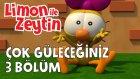Limon ile Zeytin | Çok Güleceğiniz 3 Bölüm | | 2017 Çizgi Film | Komik Sahneler