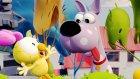 Limon ile Zeytin | Çok Komik Hayvanlı Sahneler | Kedi Köpek Sincap | Çizgi Film |