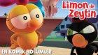 Limon ile Zeytin - Eğlence Dolu Çizgi Film Bölümleri