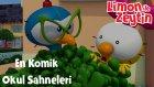 Limon ile Zeytin - En Komik Okul Sahneleri | Çizgi Film | Disney Channel
