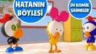 Limon ile Zeytin | Hatanın Böylesi Bölümü | En Komik Sahneler | Disney Channel