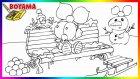 Limon ile Zeytin   Kardan Adam   Kızak   Boyama Öğreniyoruz   Karikatür   Aktivite