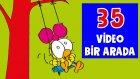 Limon ile Zeytin | Paper Strips Videolar | 35 Bölüm Bir Arada | Animasyon