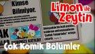 Limon ile Zeytin - Popüler Komik Çizgifilmler