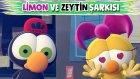 Limon ile Zeytin | Rap Şarkıları | 1 Dakikalık Kısa Versiyon | Çizgi Film | Disney Channel