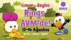 Limon ile Zeytin Rings Avm'de
