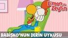 Mini Miniler - Babişko'nun Derin Uykusu | Limon ile Zeytin | Animasyon