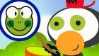 Sevilen Çocuk Şarkıları | Küçük Kurbağa | Limon ile Zeytin | Çizgi Film