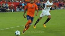 Sevilla 2-2 Medipol Başakşehir (Maç Özeti - 22 Ağustos 2017)