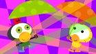 Yağmur Yağıyor Seller Akıyor | Limon ile Zeytin | Çocuk Şarkısı | Çizgi Film
