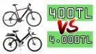 400 TL'lik Bisiklet VS 4000 TL'lik Bisiklet - Karşılaştırdık
