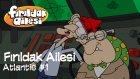 Atlantis Bölüm 1 | Fırıldak Ailesi (2. Sezon 10. Bölüm)