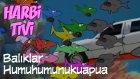 Harbi Tivi - Balıklar - Humuhumunukuapua