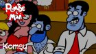 Pembe ve Mavi - Komşu (Bölüm 3) | Çizgi film