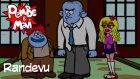 Pembe ve Mavi - Randevu (Bölüm 6)   Çizgi film