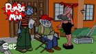 Pembe ve Mavi - Set (Bölüm 7) | Çizgi film