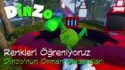 Dinzo - Renkleri Öğreniyoruz - Dinzo'nun Orman Maceraları