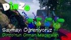 Dinzo - Saymayı Öğreniyoruz - Dinzo'nun Orman Maceraları