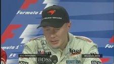 F1 Efsaneleri No:1 Mika Hakkinen'in Michael Schumacher'i Geçmesi (Belçika 2000)