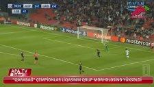 Karabağ'ın Şampiyonlar Ligine Kalması